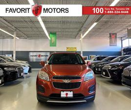 USED 2014 CHEVROLET TRAX LT|SPRING SPECIAL!!|LOW KMS|+++