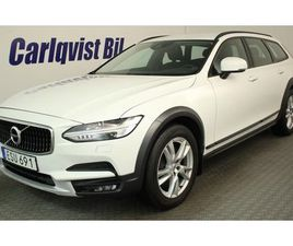 VOLVO V90 CROSS COUNTRY AWD D4 190HK 4X4 BUSINESS