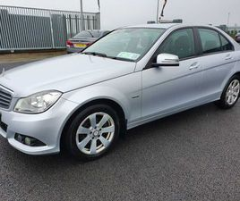 2012 MERCEDES C220 CDI SE - WARRANTY FOR SALE IN TIPPERARY FOR €7,200 ON DONEDEAL