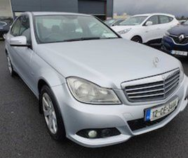 2012 MERCEDES C220 CDI SE - WARRANTY FOR SALE IN TIPPERARY FOR €8200 ON DONEDEAL