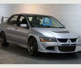 MITSUBISHI LANCER 2.0 EVO VIII FQ-300 4DREVO 8 FQ-300 UK CAR + MODIFIED