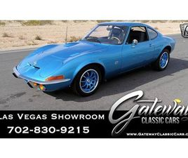 1969 OPEL GT NUMBERS MATCHING
