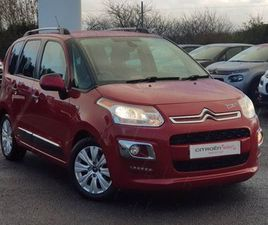 CITROEN C3 PICASSO 1.6 HDI EXCLUSIVE 5DR