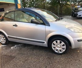 CITROEN C3 PLURIEL 1.4 I 2DR12 MONTH MOT-DRIVES WELL