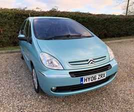 CITROEN XSARA PICASSO 1.6 I 16V DESIRE 5DRGENUINE LOW MILES CLEAN CAR