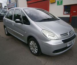 CITROEN XSARA PICASSO 1.6 I 16V EXCLUSIVE 5DR* IDEAL DUAL PURPOSE VEHICLE *