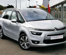 CITROEN GRAND C4 PICASSO 1.6 BLUEHDI EXCLUSIVE EAT6 (S/S) 5DR