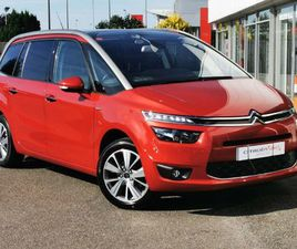 CITROEN GRAND C4 PICASSO 1.6 BLUEHDI EXCLUSIVE+ (S/S) 5DR