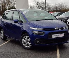 CITROEN GRAND C4 PICASSO 1.6 BLUEHDI TOUCH EDITION (S/S) 5DR