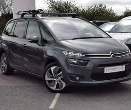 CITROEN GRAND C4 PICASSO 2.0 BLUEHDI EXCLUSIVE (S/S) 5DR