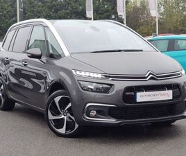CITROEN GRAND C4 PICASSO 2.0 BLUEHDI FLAIR (S/S) 5DR