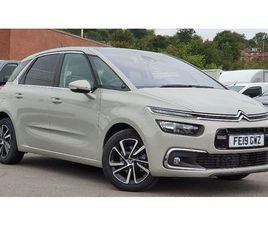 2019 CITROEN C4 SPACETOURER 1.2 PURETECH 130 FLAIR 5DR