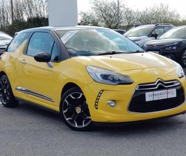 DS 3 1.6 BLUEHDI DSPORT (S/S) 3DR