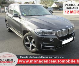 BMW X5 3.0L 313CH XDRIVE 40D EXCLUSIVE