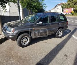 JEEP - GRAND CHEROKEE 2.7 CRD LAREDO AM 2002