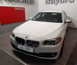 (F11) (2) TOURING 520D 190 LUXURY BVA8