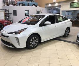TOYOTA PRIUS 2019 AWD-E