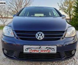 VW GOLF PLUS 2.0TDI