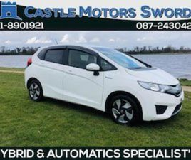 HONDA FIT 1.5 HYBRID FOR SALE IN DUBLIN FOR €9750 ON DONEDEAL