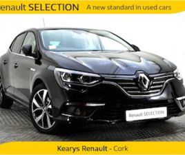 RENAULT MEGANE ICONIC BLUE DCI 115 EDC MY18 FOR SALE IN CORK FOR €25900 ON DONEDEAL