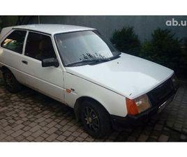 ЗАЗ 1102 1.2 MT (58 Л.С.) 2003