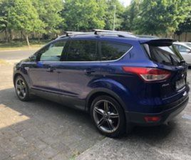 FORD KUGA 2 SEAT COMMERCIAL 120PS SORTIMO 2WD FOR SALE IN DUBLIN FOR €13500 ON DONEDEAL