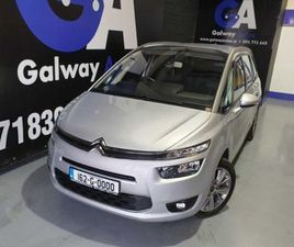 CITROEN GRAND C4 PICASSO EXCLUSIVE-FULL SERVICE H FOR SALE IN GALWAY FOR €15,450 ON DONEDE