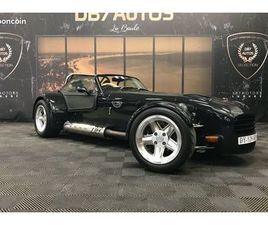 DONKERVOORT D8 1.8 T 210 CH