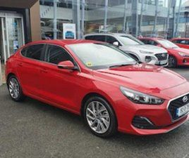 HYUNDAI I30 FASTBACK TURBO PETROL FOR SALE IN DUBLIN FOR €21950 ON DONEDEAL