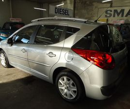 2011 (61) PEUGEOT 207 1.6 HDI SW ACTIVE 5DR