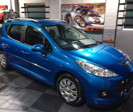 £3,495|PEUGEOT 207 SW 1.6 HDI ACTIVE 5DR