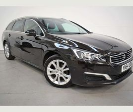 £6,480|PEUGEOT 508 SW 1.6 E-HDI ACTIVE (S/S) 5DR