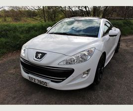 PEUGEOT RCZ 1.6 THP GT 2DR++HEATED LEATHER & LONG MOT++