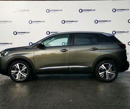 2019 PEUGEOT 3008 1.5 BLUEHDI ALLURE 5DR EAT8