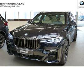BMW X7 XDRIVE30D M SPORT LASERLICHT LEDER STANDHZG H