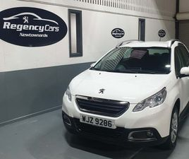 PEUGEOT 2008 1.4 HDI ACTIVE 5DR12 MONTH WARRANTY