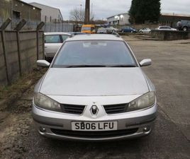 RENAULT LAGUNA 2.0 16V EXPRESSION 5DRLOW MILEAGE LONG MOT ALLOYS