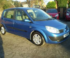 £1,395 | RENAULT SCENIC 1.6 VVT EXPRESSION 5DR