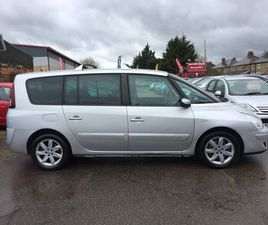 RENAULT GRAND ESPACE 3.0 DCI V6 INITIALE 5DR (EU4)P/X WELCOME, FINANCE AVAILABLE
