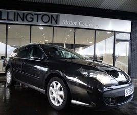 RENAULT LAGUNA 2.0 DCI ECO2 FAP DYNAMIQUE 5DR1 PREVIOUS OWNER+MOT 12/12/20