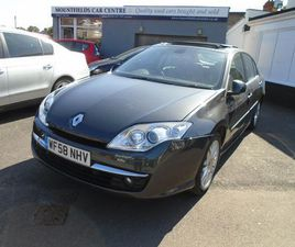 RENAULT LAGUNA 2.0 DCI INITIALE 5DRFULLY LOADED, TOP SPEC