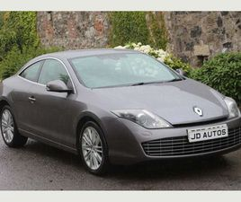 RENAULT LAGUNA 2.0 DCI FAP GT COUPE 2DR DIESEL MANUAL (172 G/KM, 180 BHP)FLEXIBLE FINANCE