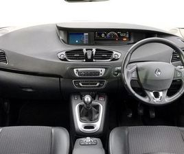 2015 RENAULT SCENIC 1.2 TCE 130 DYNAMIQUE TOMTOM ENERGY 5DR