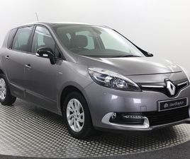 RENAULT SCENIC 1.2 TCE LIMITED ENERGY 5DR