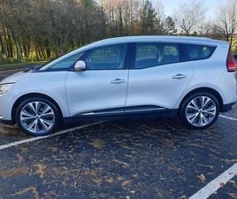 2018 RENAULT GRAND SCENIC 1.2 TCE 130 DYNAMIQUE NAV 5DR