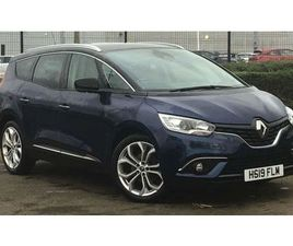 2019 RENAULT GRAND SCENIC 1.3 TCE 140 ICONIC 5DR