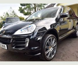 PORSCHE CAYENNE 3.6 V6 TIPTRONIC S AWD 5DRWHAT A STUNNING LOOKING CAR