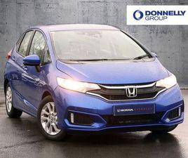 2019 HONDA JAZZ 1.3 I-VTEC SE 5DR CVT