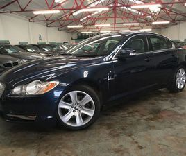 JAGUAR XF 2.7 TD PREMIUM LUXURY 4DR++TRACKER SYSTEM FITTED++