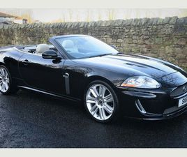JAGUAR XKR 5.0 SUPERCHARGED 2DRLOVELY LOW MILEAGE EXAMPLE